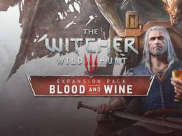 The Witcher 3 Blood and Wine Cover