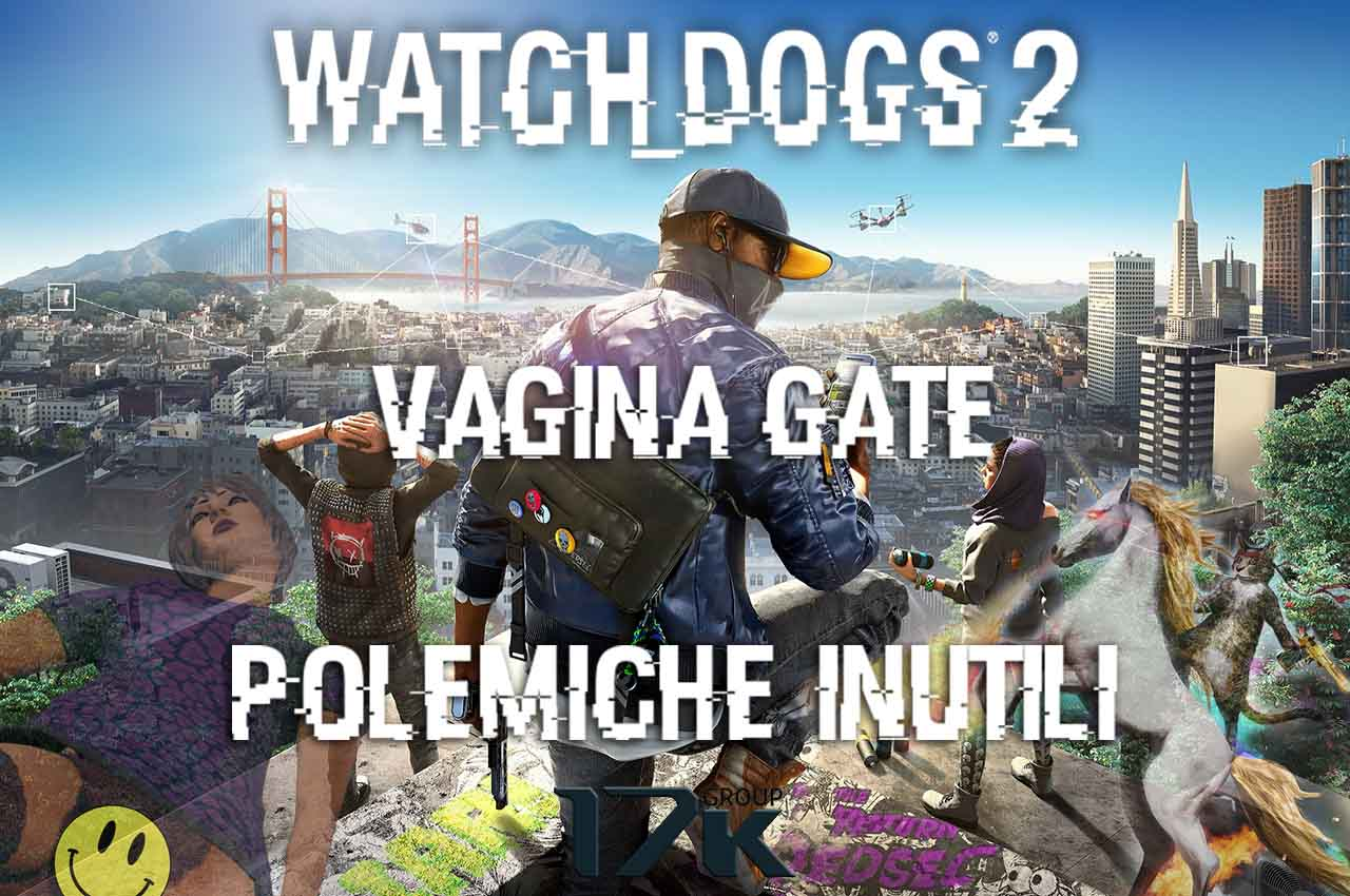 Watch Dogs Vagina Uncensored