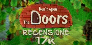 Don't open the Doors recensione