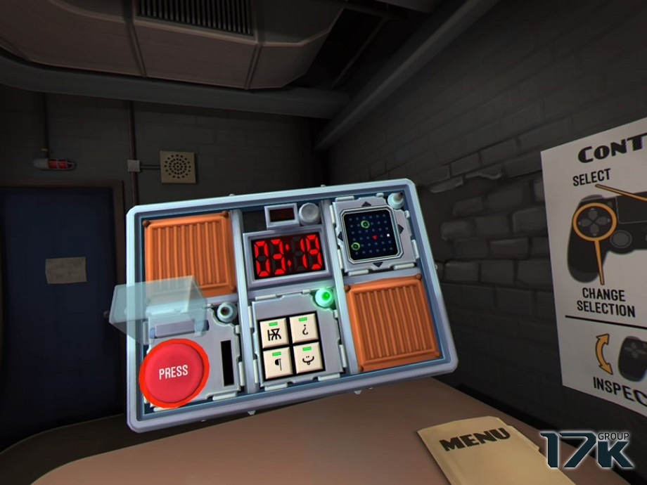 Keep Talking and Nobody Explodes 2