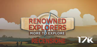 Renowned Explorers