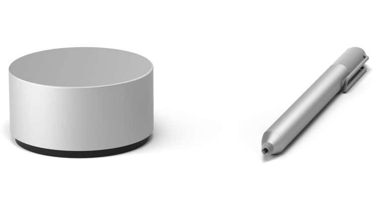 Surface-Dial&Pen