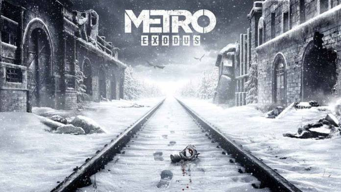 Metro: Exodus The Game Awards 2017