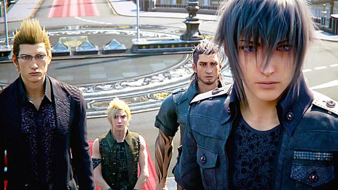 final fantasy xv Square Enix