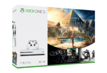 Bundle Xbox One S Assassin's Creed Origins