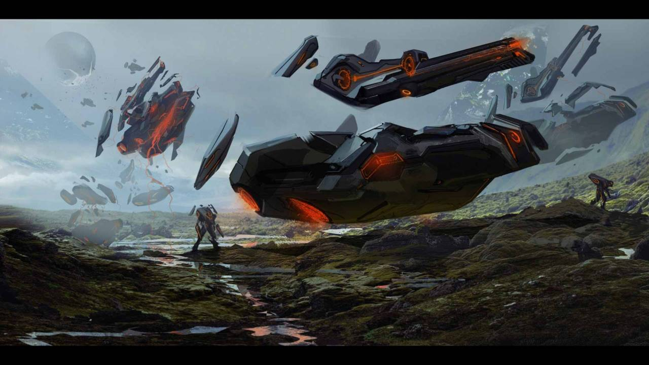 halo wars 2 prometheans