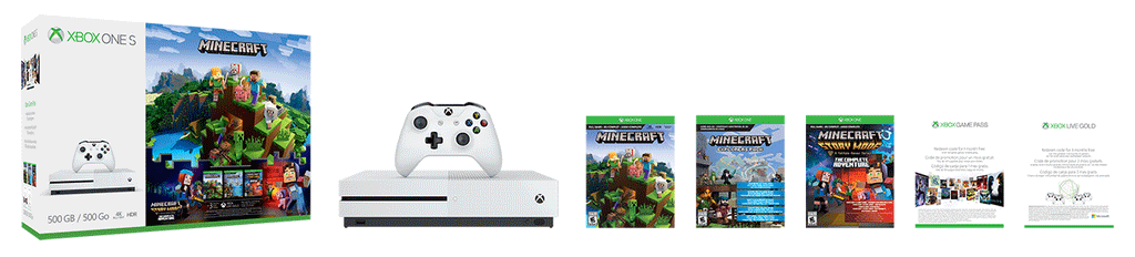 bundle xbox one s