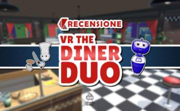 the diner duo vr