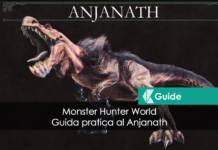 Monster Hunter World Anjanath Guide