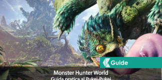 Monster Hunter World Guide