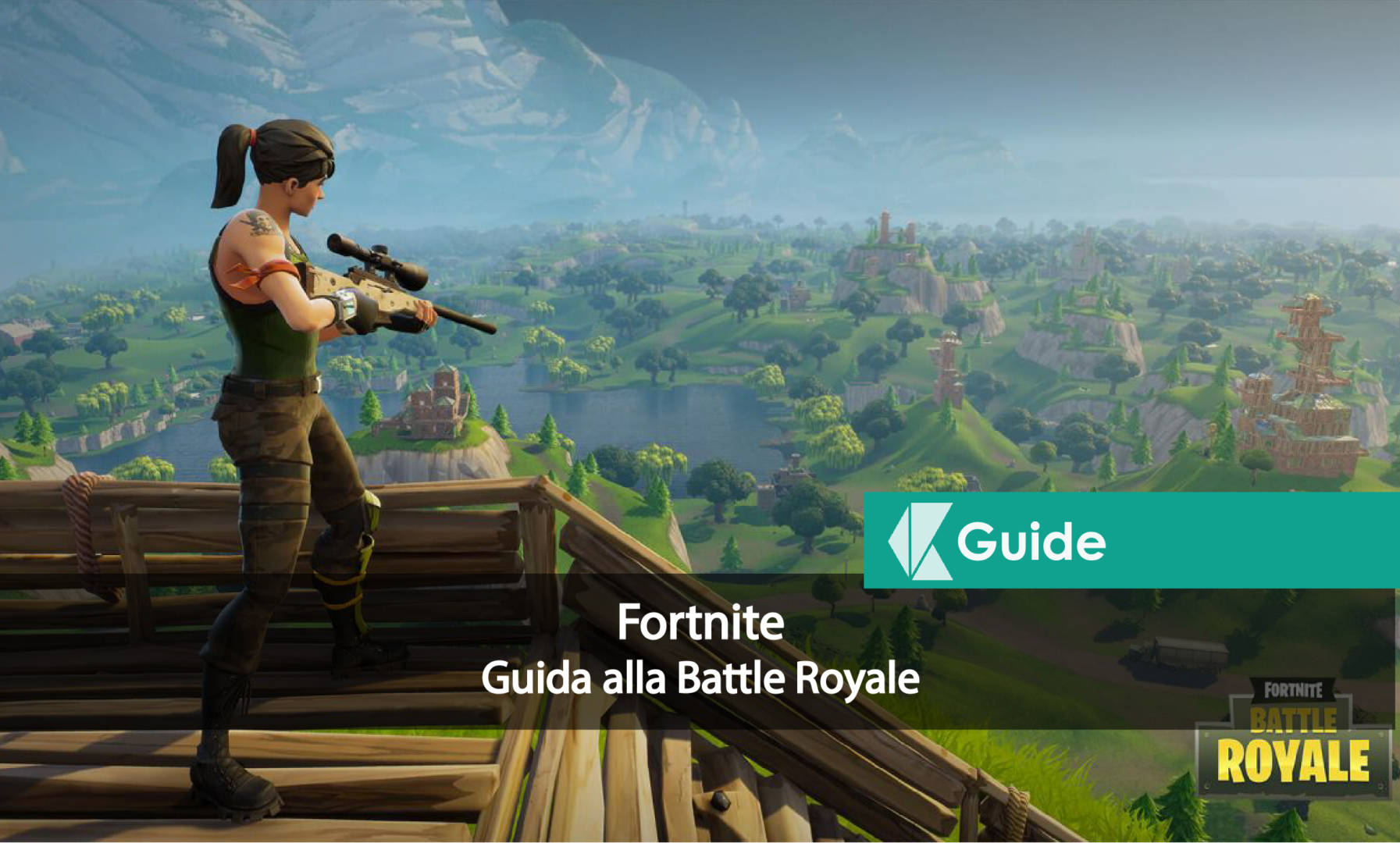 Fortnite Guida Alla Battle Royale 17k Group