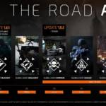 The DIvision Roadmap 2018