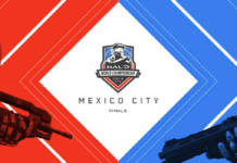 Halo World Championship Mexico Messico