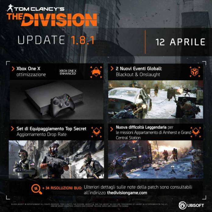 The Division 1.8.1