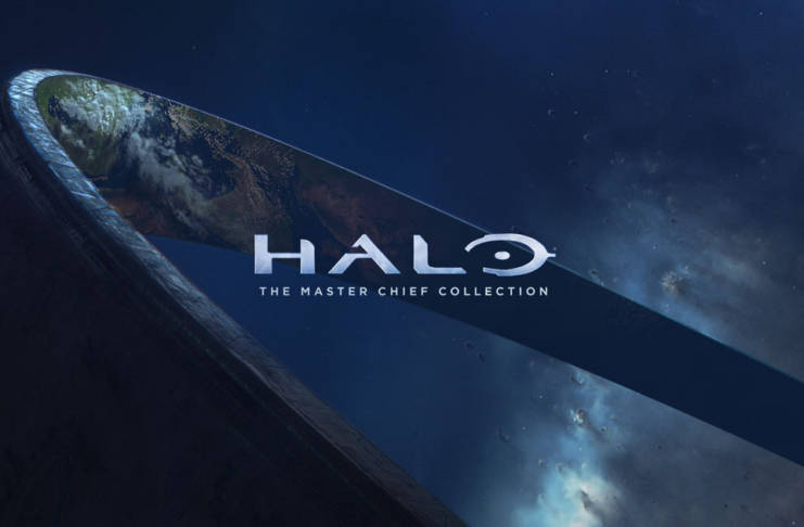 Halo MCC Title Screen update