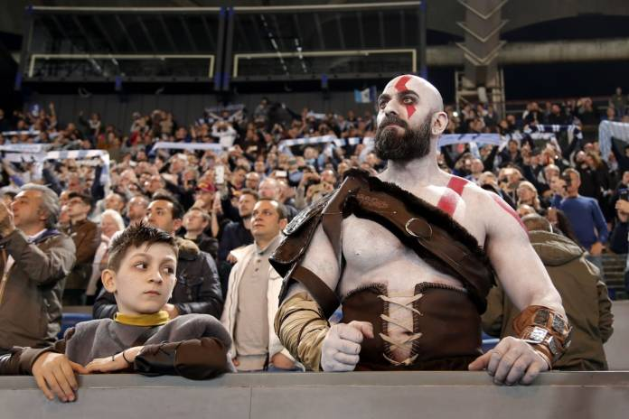 Lazio-Roma Kratos God of War
