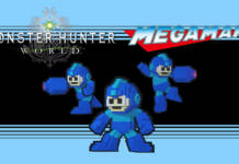Monster Hunter World Evento Mega Man