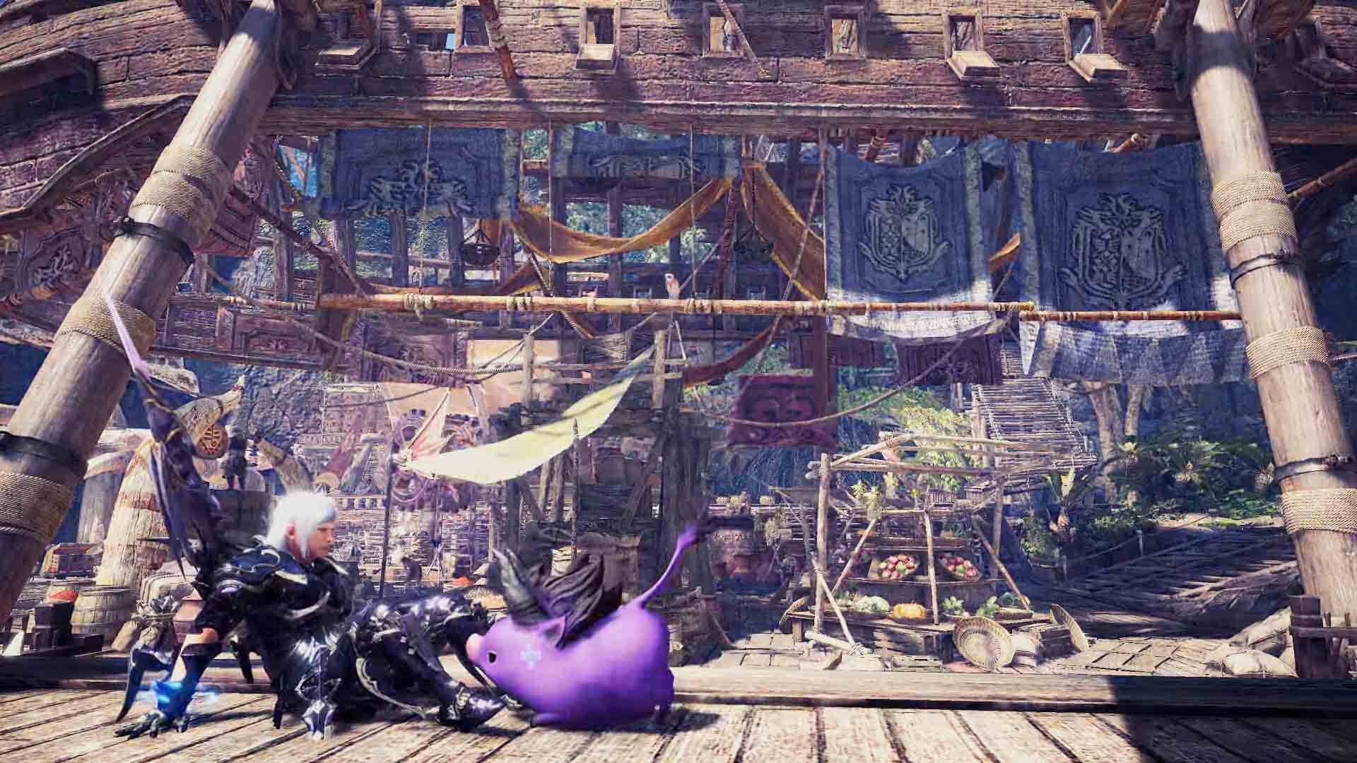 how to get poogie costumes monster hunter world