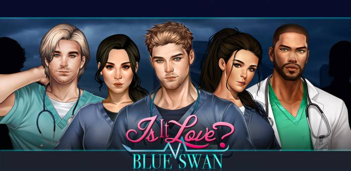 Is It Love? Blue Swan