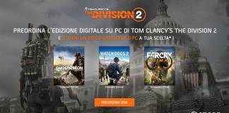 Tom Clancy's The Division 2 Ubisoft