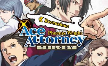 Ace Attorney Trilogy