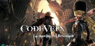 code vein revenant cover