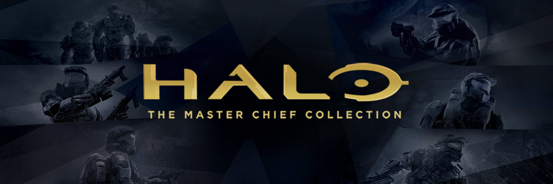Halo The Master Chief Collection - Banner