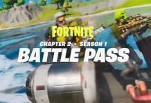 Fortnite Season 11 - Battle Pass