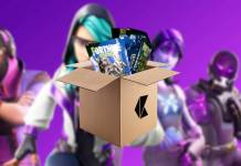 fortnite unboxing ready to jump