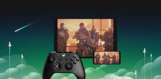 Xbox Game Streaming