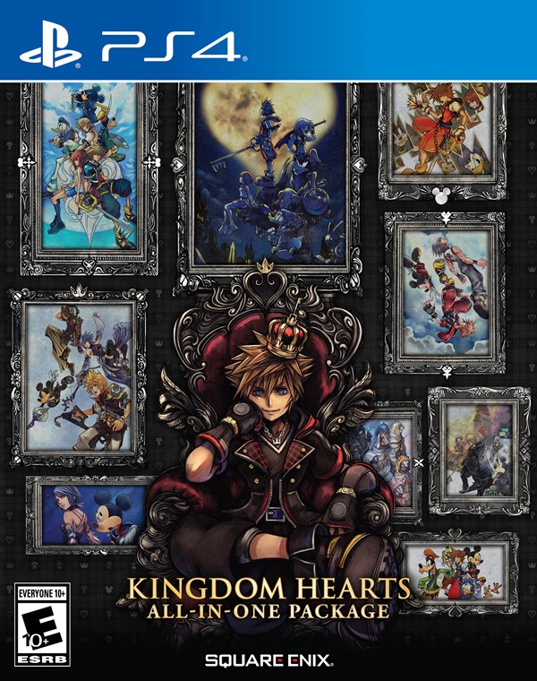 Kingdom Hearts: All in One