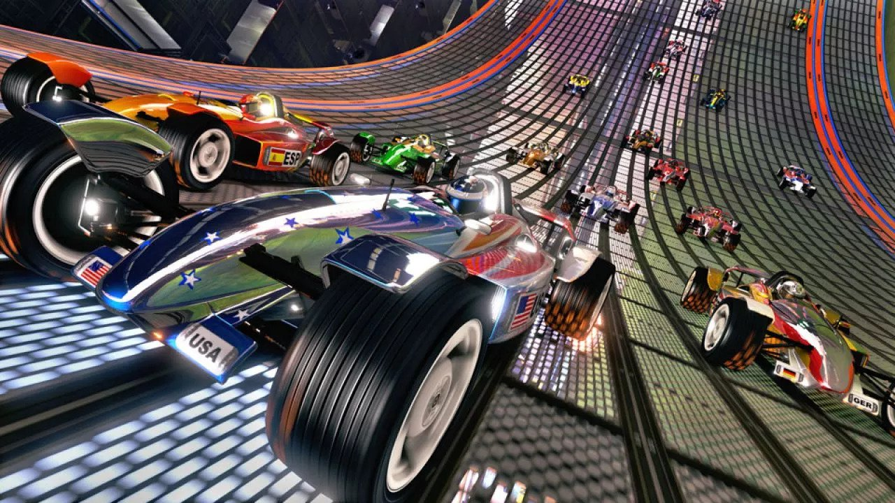 Trackmania Nations: in arrivo il remake per PC