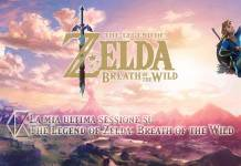 The Legend Zelda: Breath