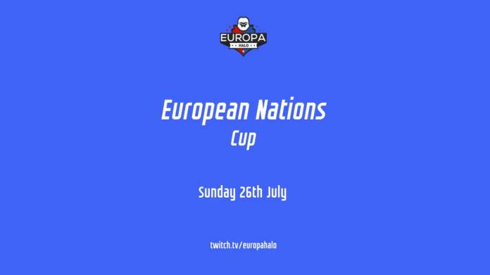 Halo-European-Nations-Cup---Europa-Halo 2