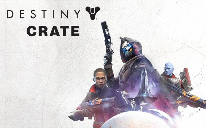 Destiny Loot Crate