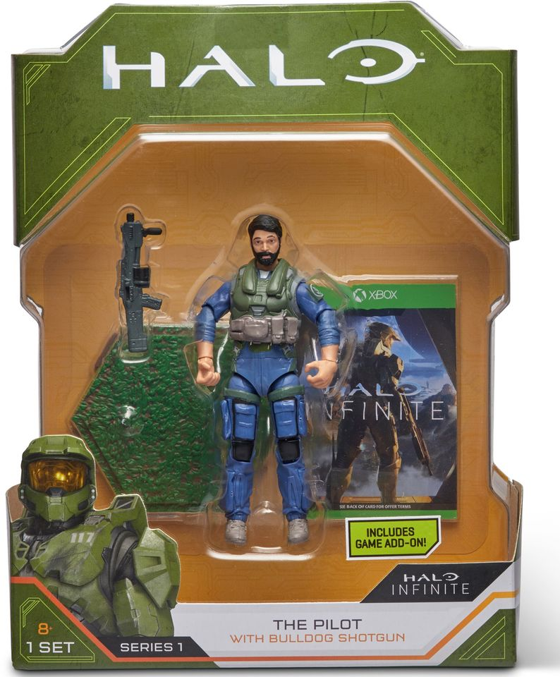 Halo Toy The Pilot