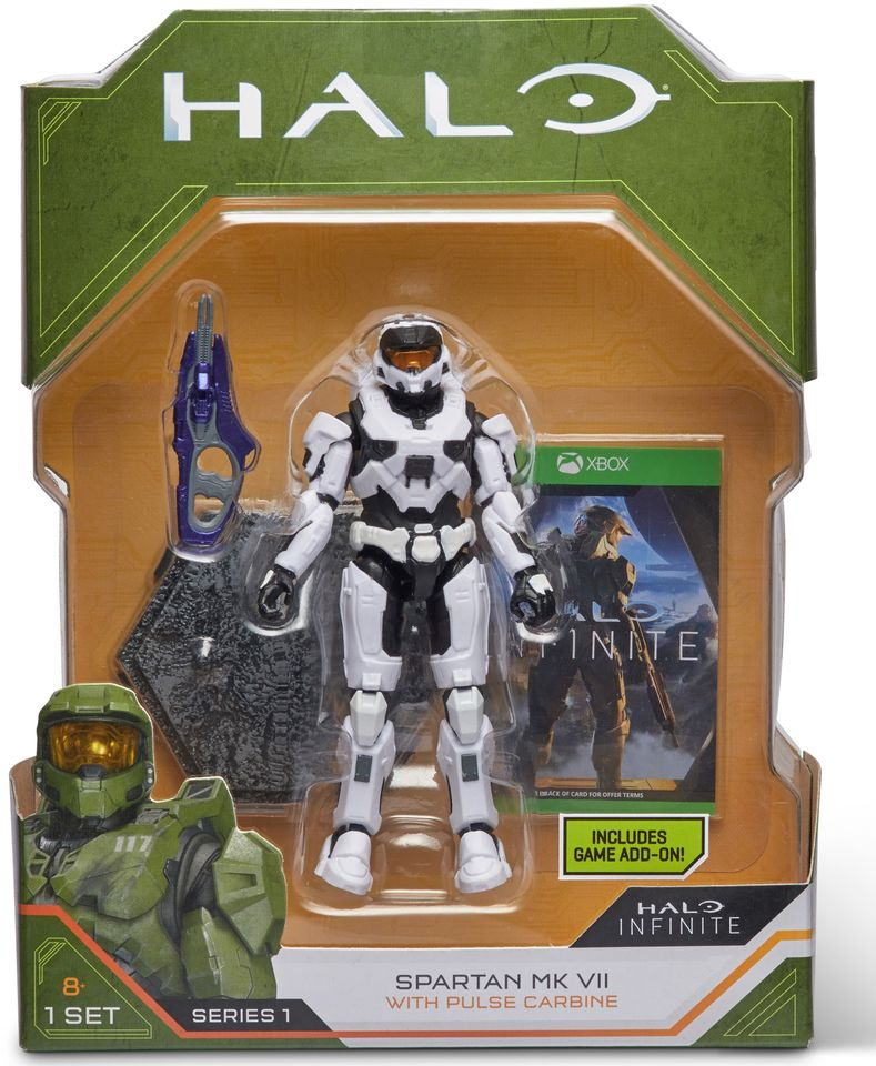 Halo Toy Spartan
