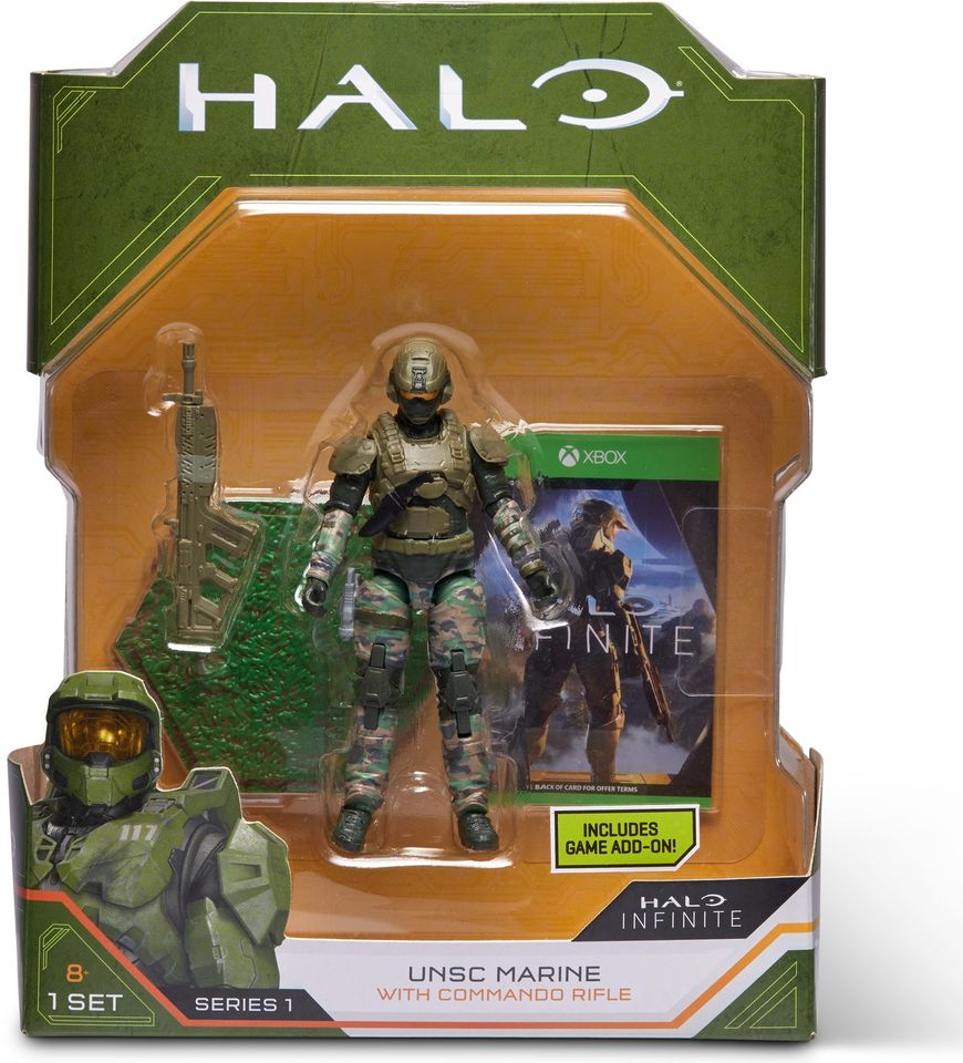 Halo Toy Marine