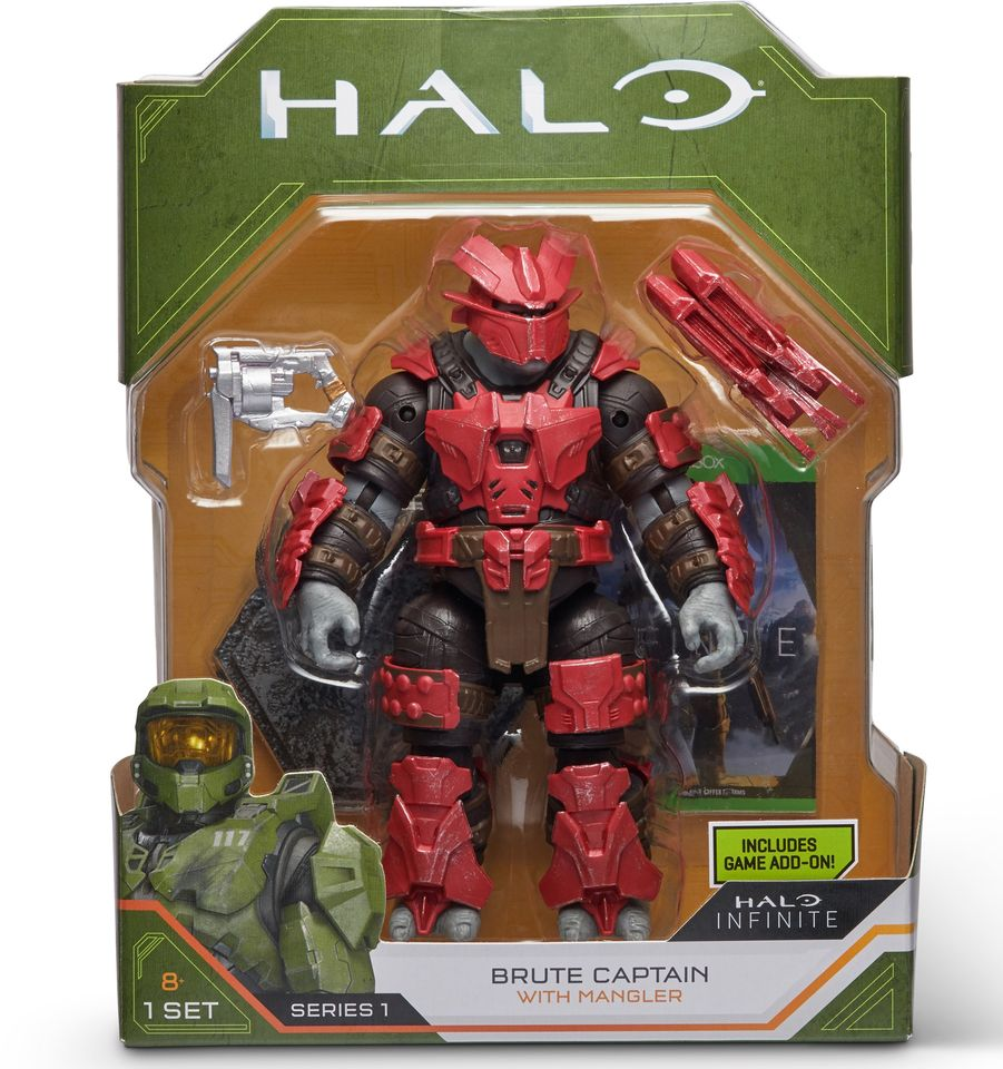 Halo Toy Brute