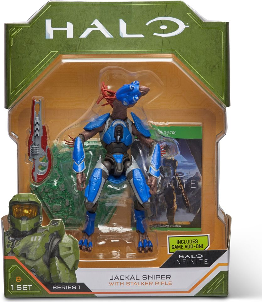 Halo Toy Jackal