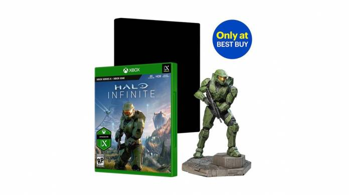 Halo Infinite Best Buy Bundle