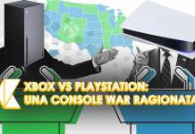 Xbox vs Playstation: Console War