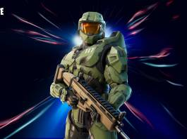 Fortnite X Halo