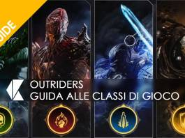 Outriders guida classe