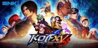 The King Of Fighters XV TGS