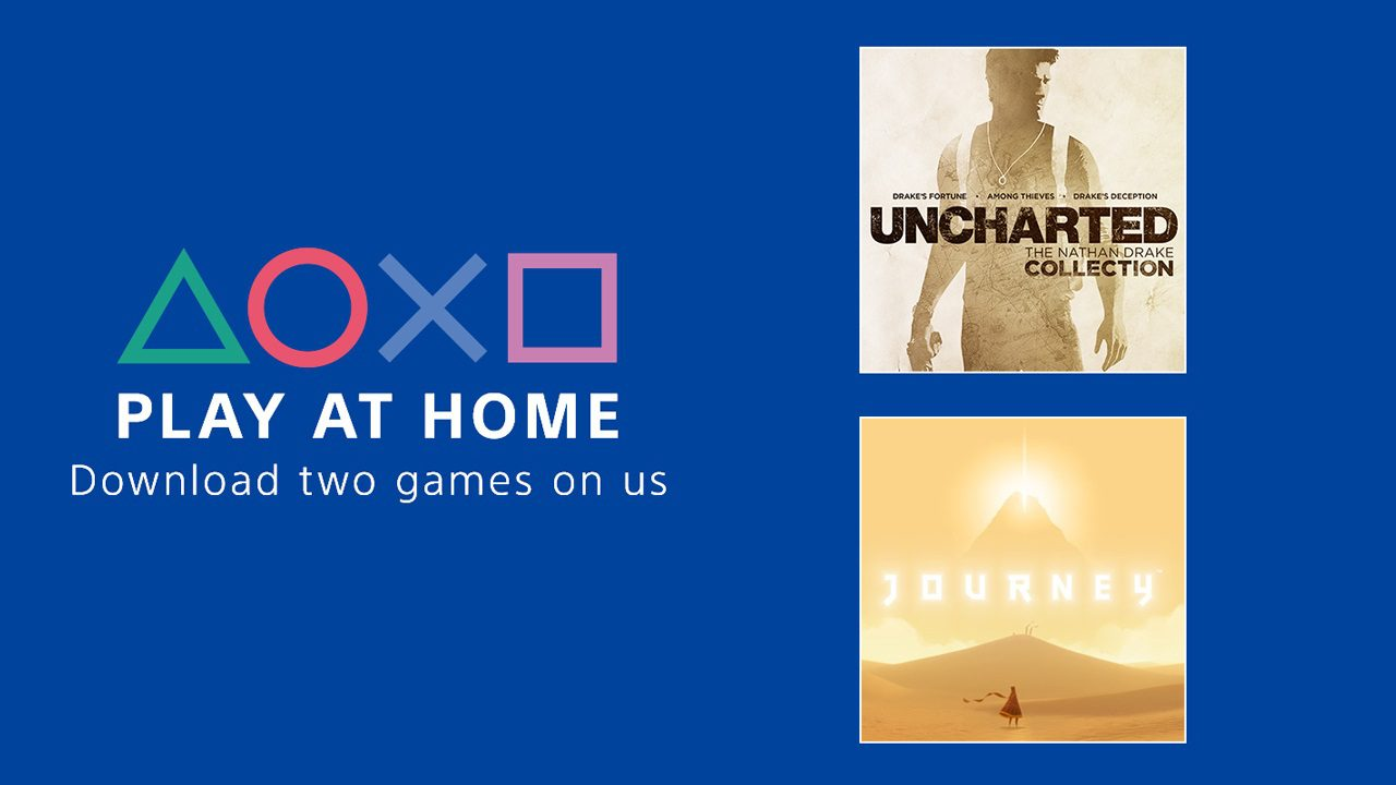 play at home nathan drake collection journey